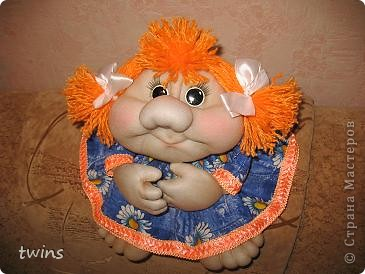 давчата - куклы на удачу фото 7
