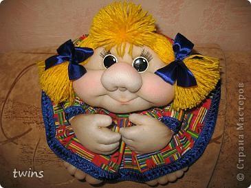 давчата - куклы на удачу фото 8