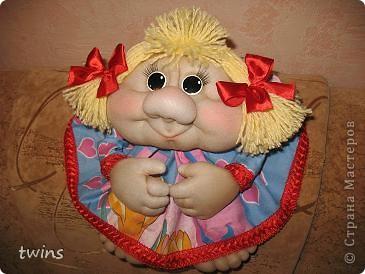 давчата - куклы на удачу фото 1
