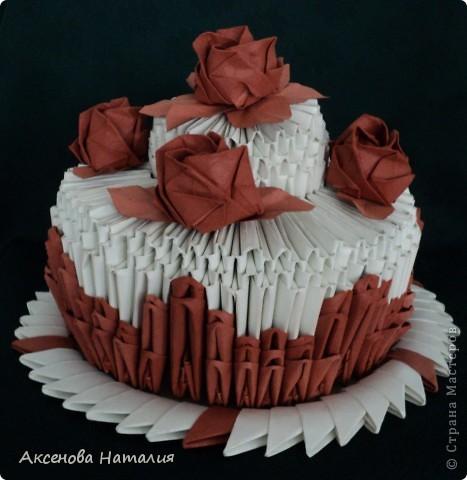 Шоколадный торт. фото 3