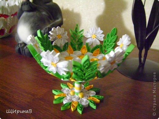 Ещё одна вазочка фото 5