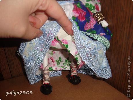 """Кукла """"Толстушечка Костромская"""". Оберег для женщины, которая желает и ждет ребенка. Задача этого оберега - приманить душу ребенка. фото 5"""