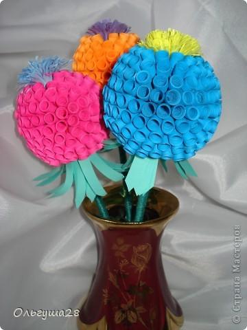 Мои цветочные шары) фото 1