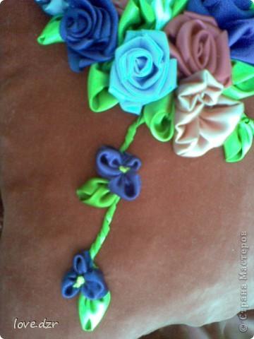Цветы делала сама от и до. фото 4