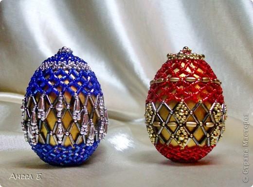 """Яйца пасхальные """"вдохновение"""" фото 5"""