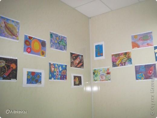 Выставка к 50-летию первого полёта в космос  в НУА - Народной Украинской Академии. фото 3