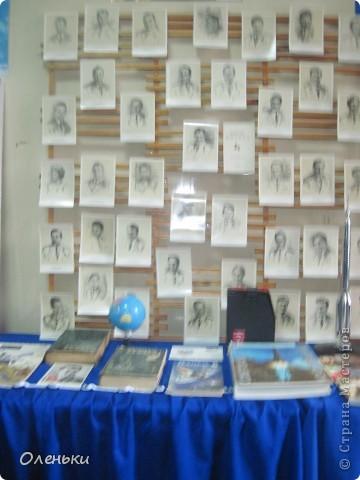 Выставка к 50-летию первого полёта в космос  в НУА - Народной Украинской Академии. фото 6