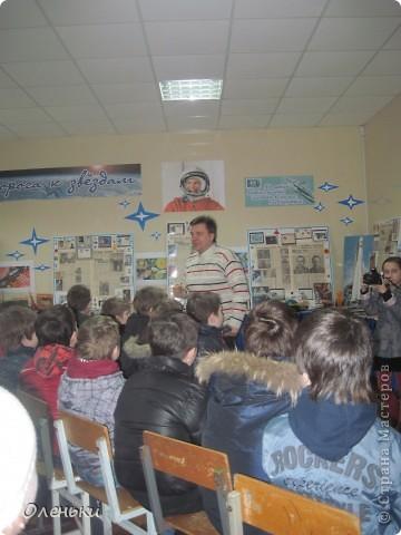 Выставка к 50-летию первого полёта в космос  в НУА - Народной Украинской Академии. фото 7