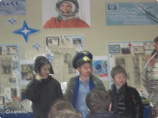 Выставка к 50-летию первого полёта в космос  в НУА - Народной Украинской Академии. фото 8