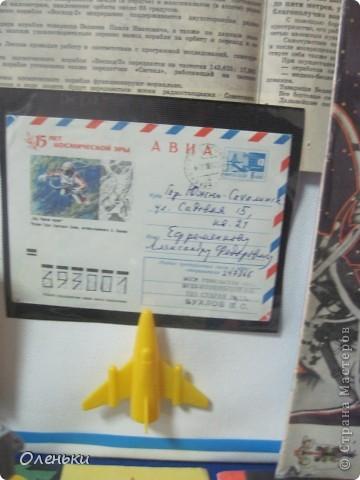 Выставка к 50-летию первого полёта в космос  в НУА - Народной Украинской Академии. фото 11