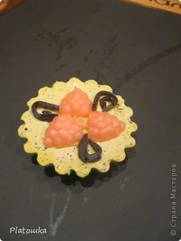 Мыло-пирожное фото 1