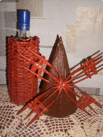 Вот и у меня получилась мельница. фото 2
