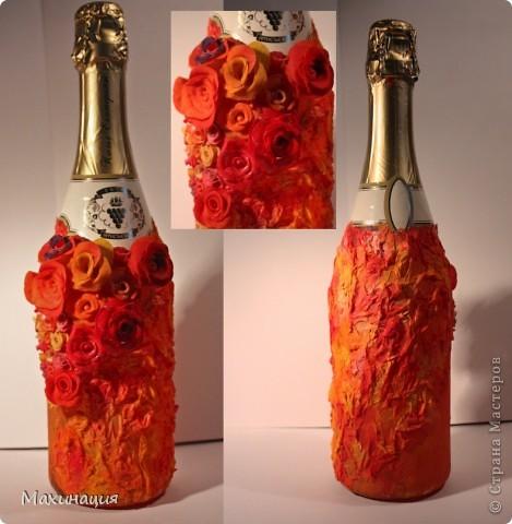 Подарочная бутылочка фото 2