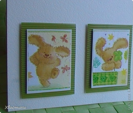 Это ещё одна открыточка в Игре по скетчу от Лены-Лены. Основа открытки - бумага для пастели цвета слоновой кости. Дырочки для шнуровки проделаны дыроколом в сгибе открытки. фото 4