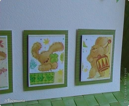 Это ещё одна открыточка в Игре по скетчу от Лены-Лены. Основа открытки - бумага для пастели цвета слоновой кости. Дырочки для шнуровки проделаны дыроколом в сгибе открытки. фото 5