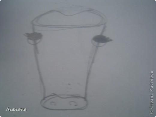 """Буффало- это """"Техасские буйволы"""". Также это является символом Техаса.  Сестру в школе научили, как нарисовать такого барана, а я спешу поделится с вами: будет мой первый МК.  фото 3"""