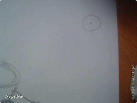 """Буффало- это """"Техасские буйволы"""". Также это является символом Техаса.  Сестру в школе научили, как нарисовать такого барана, а я спешу поделится с вами: будет мой первый МК.  фото 5"""