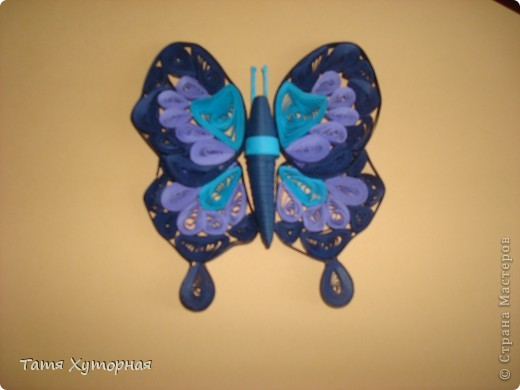 Бабочка 2 (работа над ошибками)