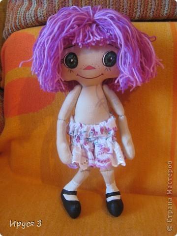 Куколка Сирень фото 2