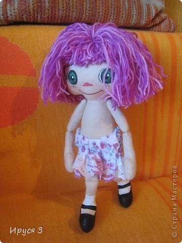 Куколка Сирень фото 3