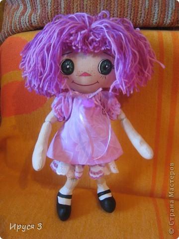 Куколка Сирень фото 4