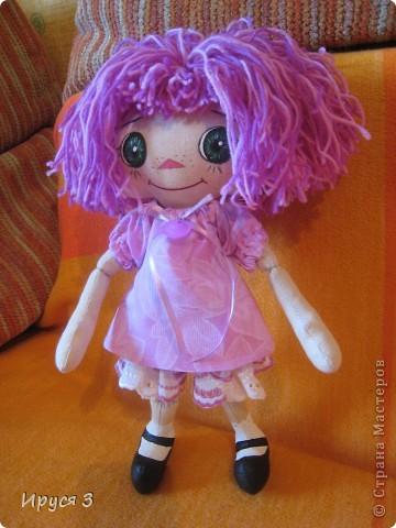 Куколка Сирень фото 5