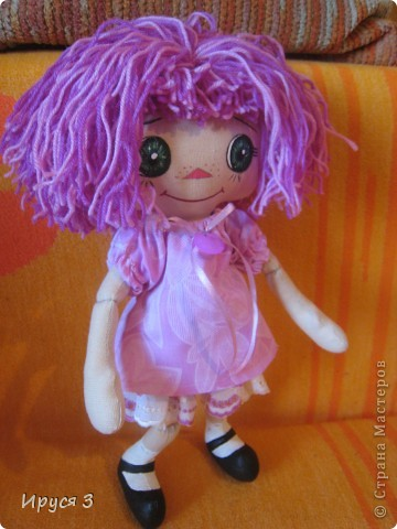 Куколка Сирень фото 7