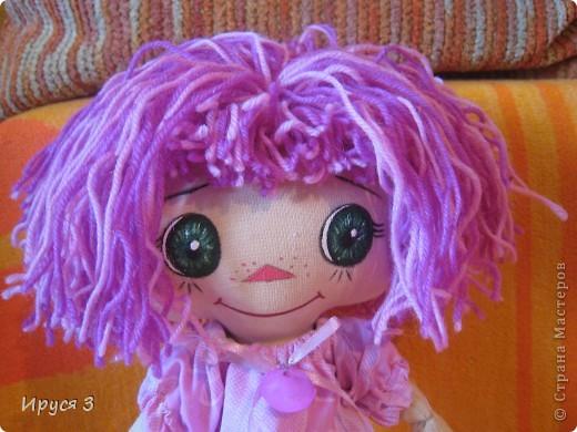 Куколка Сирень фото 8