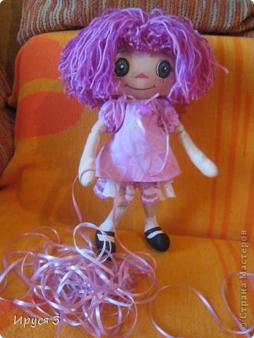 Куколка Сирень фото 9