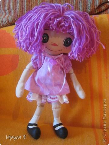 Куколка Сирень фото 11