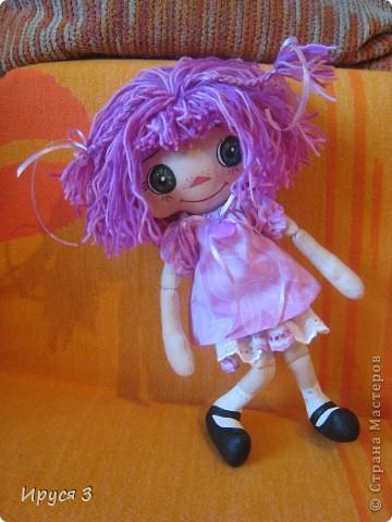 Куколка Сирень фото 13