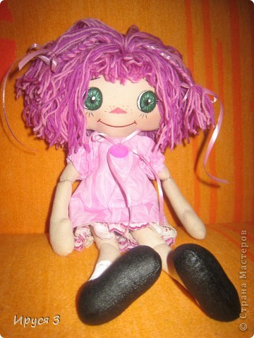 Куколка Сирень фото 14