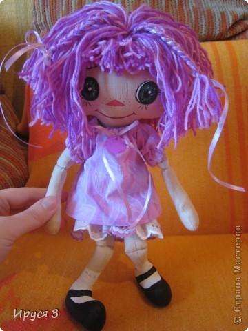 Куколка Сирень фото 16