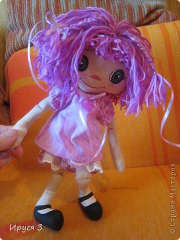 Куколка Сирень фото 17