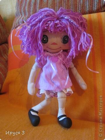Куколка Сирень фото 1
