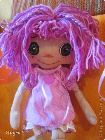 Куколка Сирень фото 18