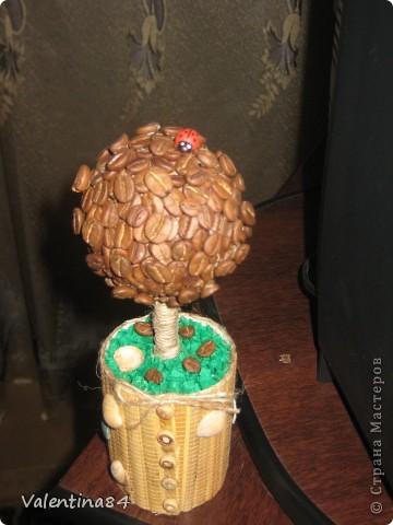 Самое первое деревце,опять же вдохновилась работами Мастериц,Спасибо за идеи! фото 9