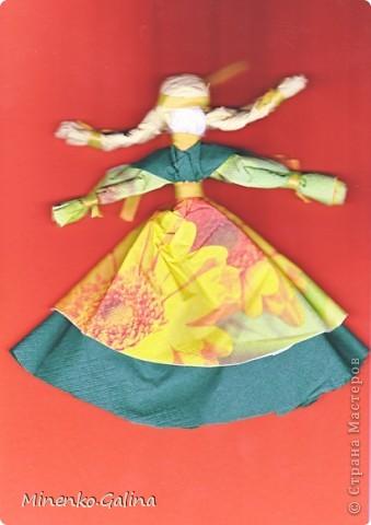 Куклы - мотанки, повторушки. Чему я на училась у Оленьки и Танюшки. фото 2