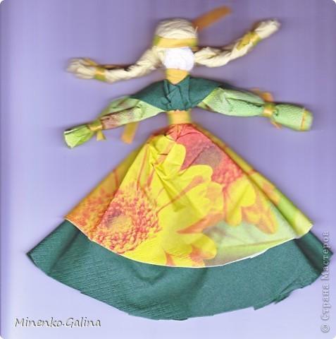Куклы - мотанки, повторушки. Чему я на училась у Оленьки и Танюшки. фото 3