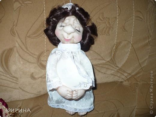 очень добрая бабка-ёжка фото 2
