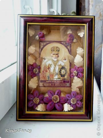 Икона (подарок к пасхе) фото 2