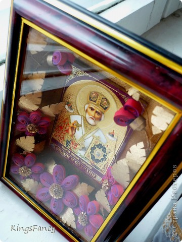 Икона (подарок к пасхе) фото 4