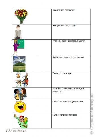 В школе дочери задали задание: сделать таблицы по омонимам, синонимам и антонимам. В интернете долго искали подходящие картинки, оформили.  Решили выставить в СМ - может пригодиться кому. фото 5