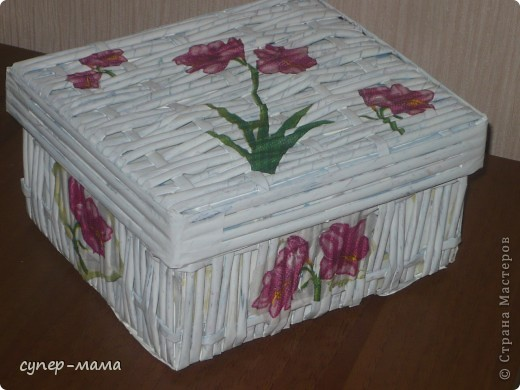 моя первая коробочка фото 1