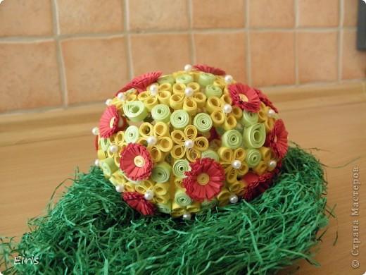 """Очень долго заглядывалась на пасхальные яйца прекрасной мастерицы ШМыГа и наконец """"созрела""""...  фото 1"""