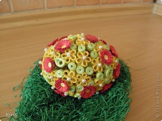 """Очень долго заглядывалась на пасхальные яйца прекрасной мастерицы ШМыГа и наконец """"созрела""""...  фото 2"""