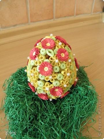 """Очень долго заглядывалась на пасхальные яйца прекрасной мастерицы ШМыГа и наконец """"созрела""""...  фото 4"""