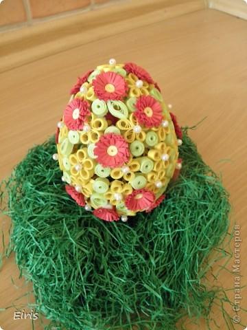 """Очень долго заглядывалась на пасхальные яйца прекрасной мастерицы ШМыГа и наконец """"созрела""""...  фото 5"""