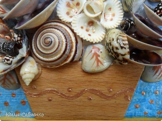 Привет!Рада всем кто заглянул!Весеннее настроение + морской воздух нашего города и получились такие морские букетики! фото 3