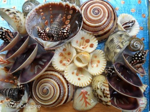 Привет!Рада всем кто заглянул!Весеннее настроение + морской воздух нашего города и получились такие морские букетики! фото 4